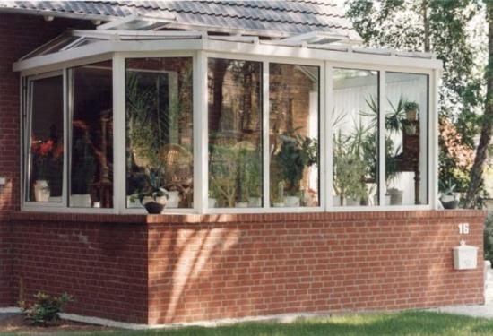 individueller wintergarten aus aluminium. Black Bedroom Furniture Sets. Home Design Ideas